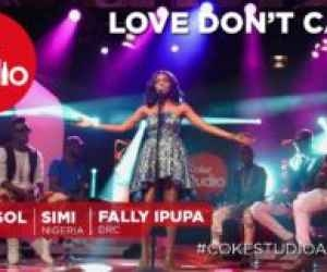 VIDEO: Simi, Sauti Sol & Fally Ipupa – Love Don'tCare (Mash Up)
